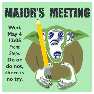 Major's Meeting